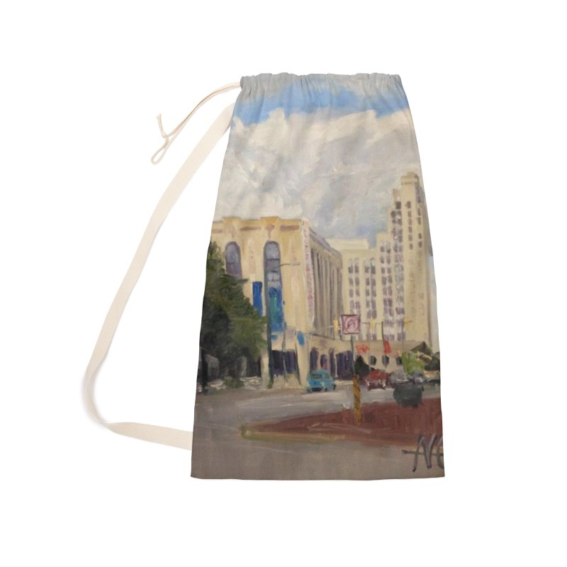Miller and Rhoads Accessories Bag by NatalieGatesArt's Shop