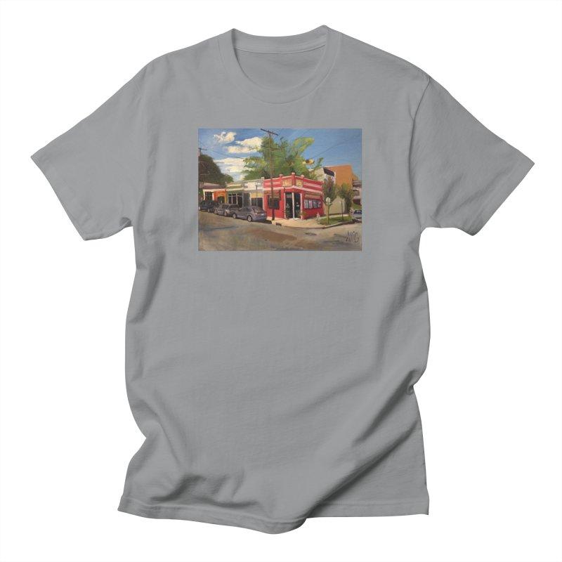 China Panda, Devil's Triangle Men's T-Shirt by NatalieGatesArt's Shop
