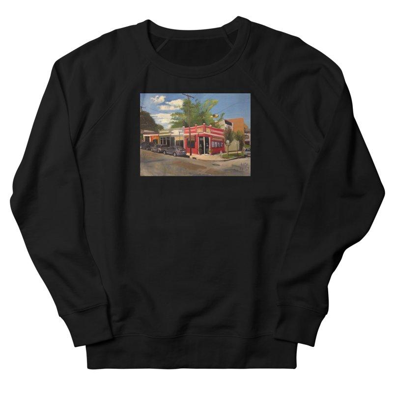 China Panda, Devil's Triangle Men's Sweatshirt by NatalieGatesArt's Shop