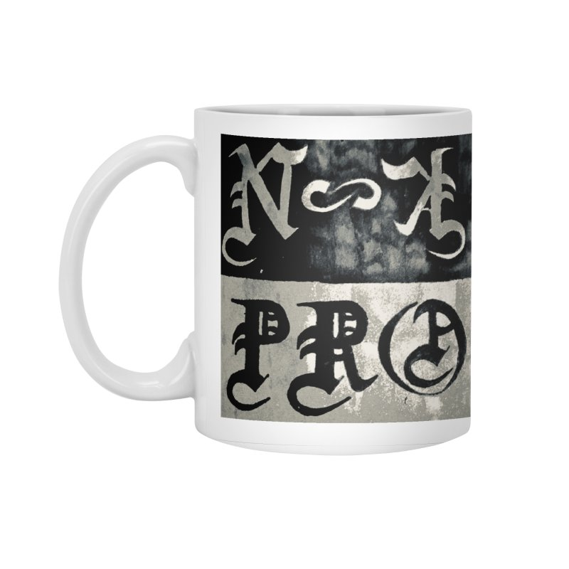 NateKidPro logo Accessories Standard Mug by NateKid Productions's Artist Shop