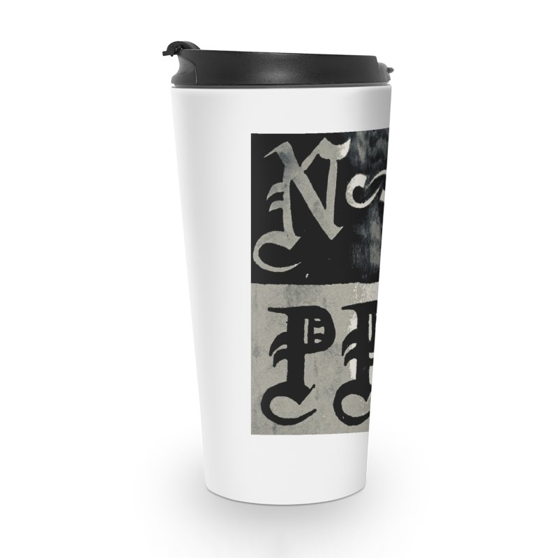 NateKidPro logo Accessories Travel Mug by NateKid Productions's Artist Shop