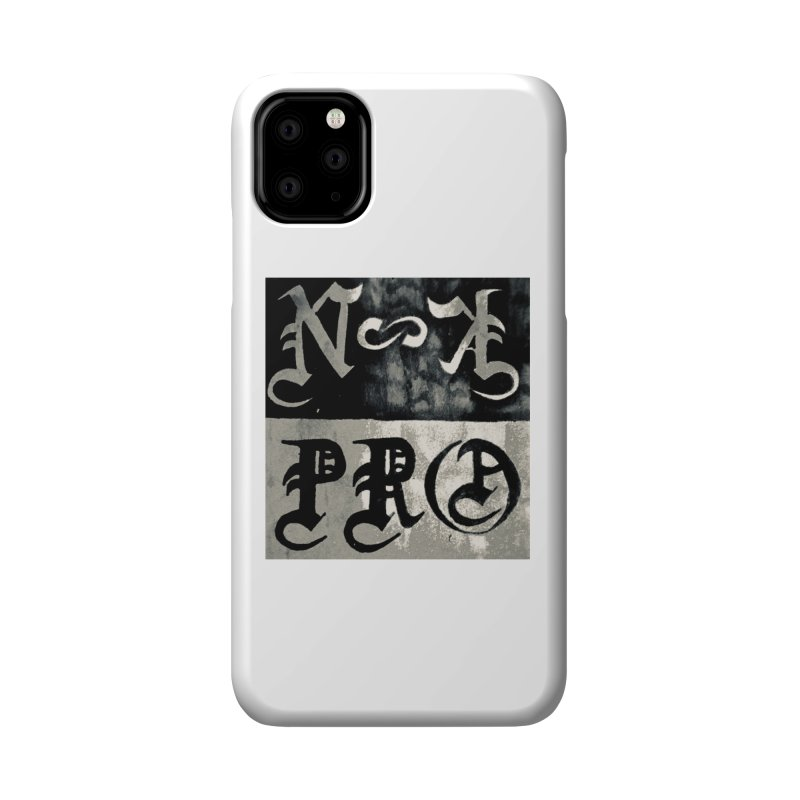 NateKidPro logo Accessories Phone Case by NateKid Productions's Artist Shop