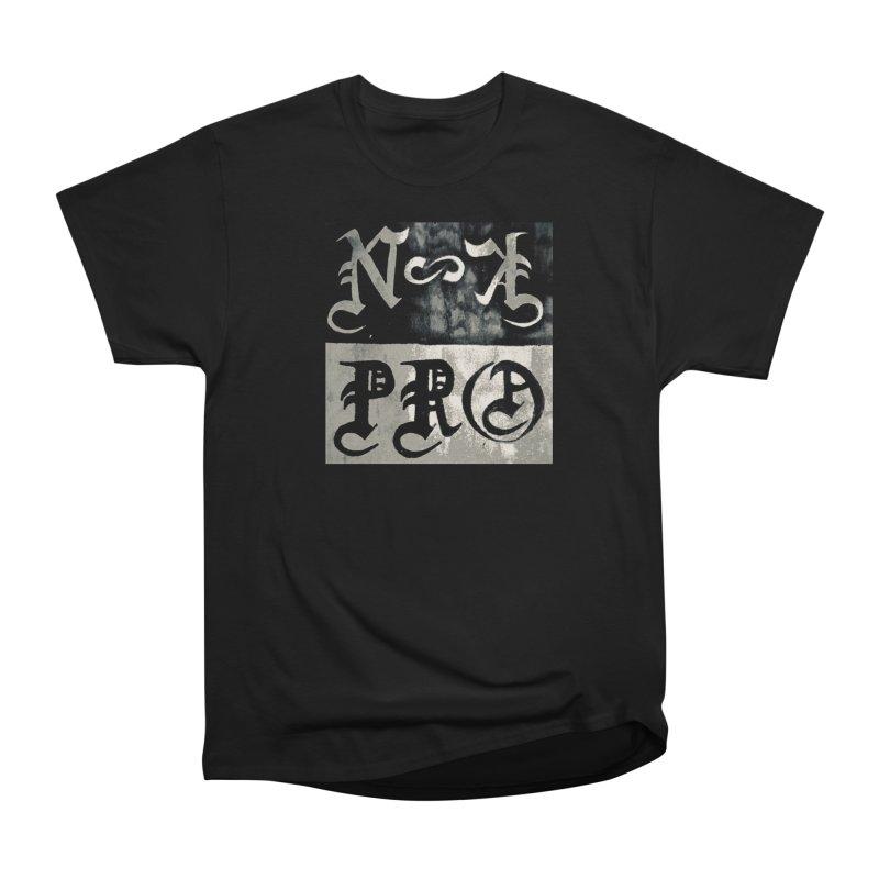 NateKidPro logo Men's Heavyweight T-Shirt by NateKid Productions's Artist Shop