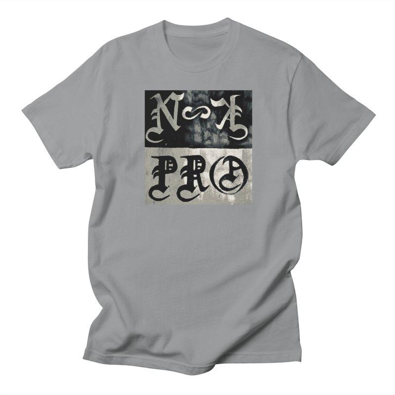 NateKidPro logo Women's Regular Unisex T-Shirt by NateKid Productions's Artist Shop