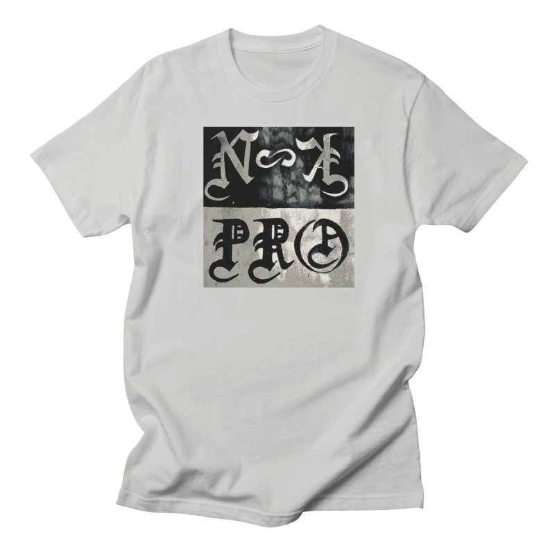 NateKidPro logo Men's Regular T-Shirt by NateKid Productions's Artist Shop