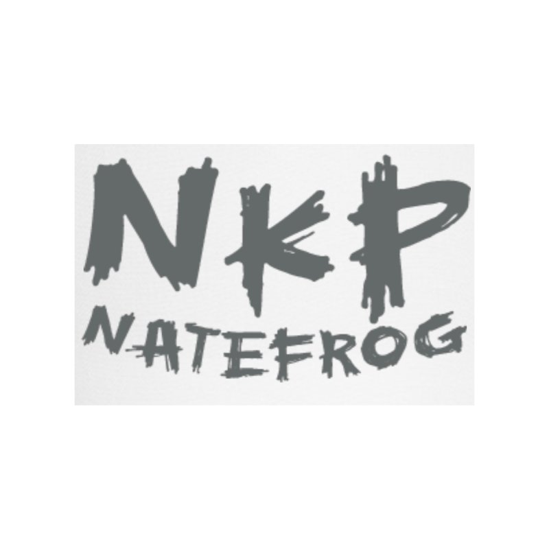 NKP NATE FROG by NateKid Productions's Artist Shop