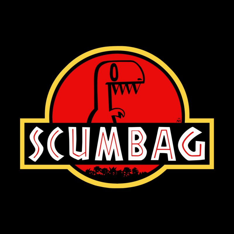 2DD - Scumbag Women's T-Shirt Women's T-Shirt by Nathan Hamill