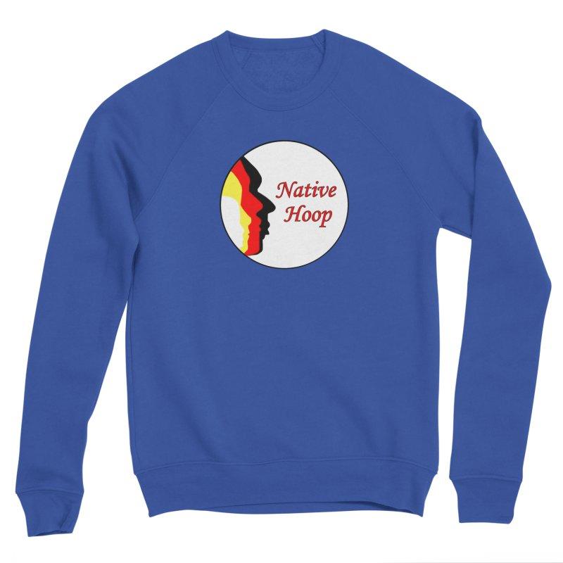 Native Hoop Logo Women's Sweatshirt by NativeHoopMagazine's Artist Shop