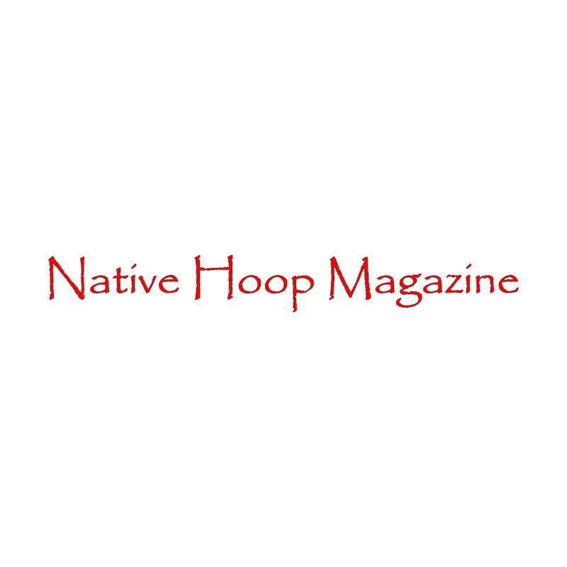 Native Hoop Magazine Women's Sweatshirt by NativeHoopMagazine's Artist Shop