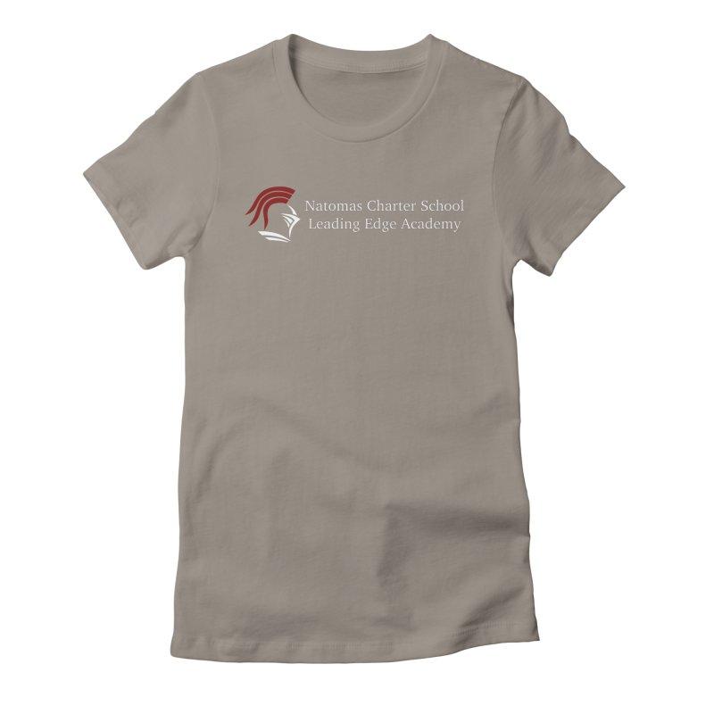 Leading Edge Shirts Women's T-Shirt by NatomasCharterSchool's Artist Shop