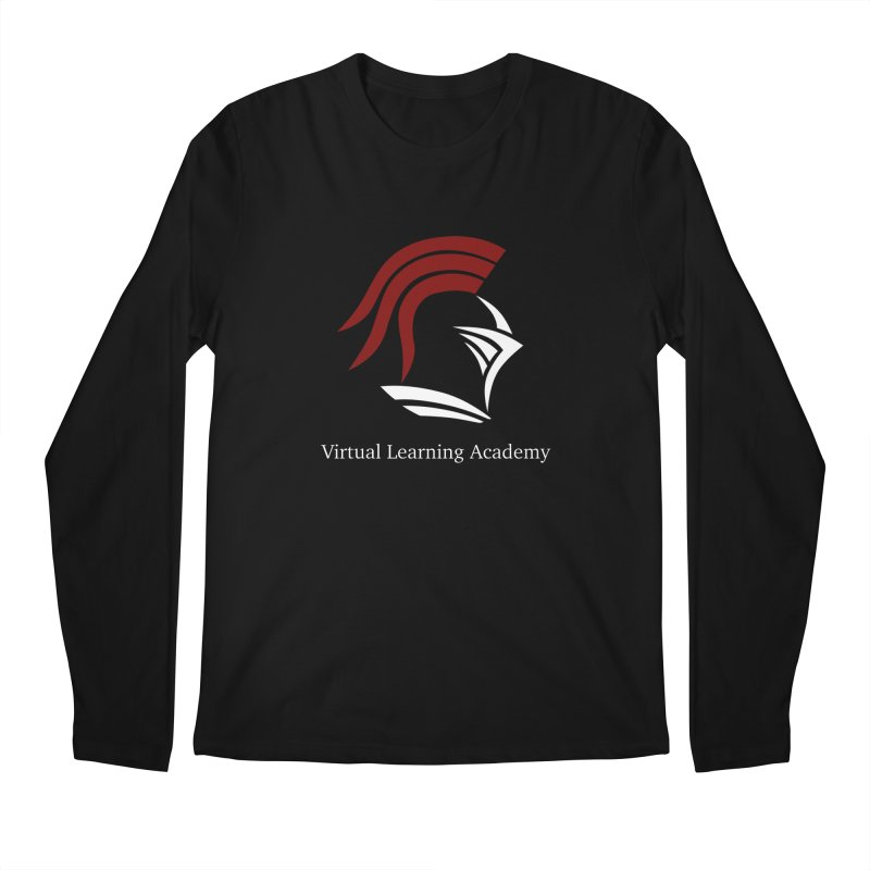 Virtual Learning Academy Men's Longsleeve T-Shirt by NatomasCharterSchool's Artist Shop