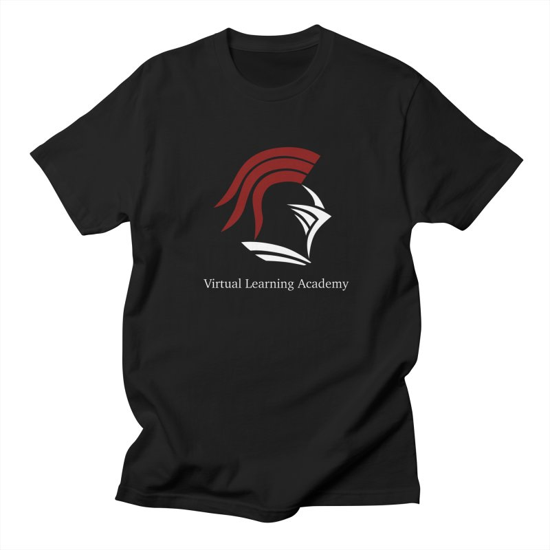 Virtual Learning Academy Men's T-Shirt by NatomasCharterSchool's Artist Shop