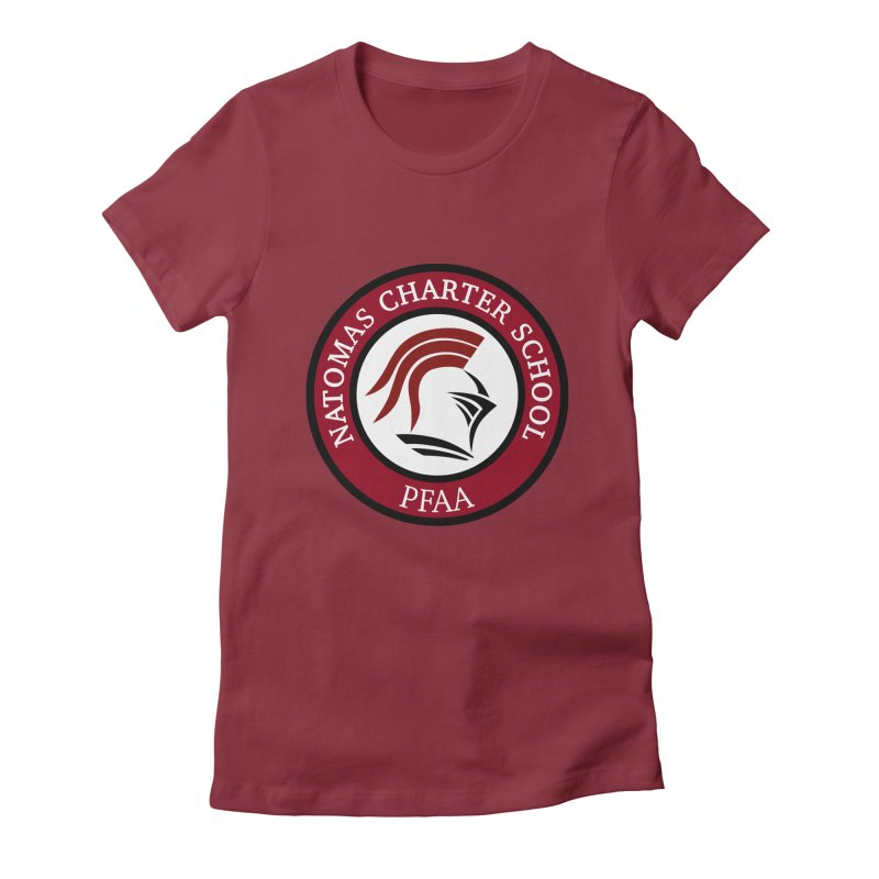 PFAA-ABS Red Women's T-Shirt by NatomasCharterSchool's Artist Shop
