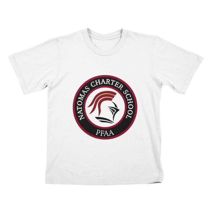 PFAA - ASB Black Kids T-Shirt by NatomasCharterSchool's Artist Shop