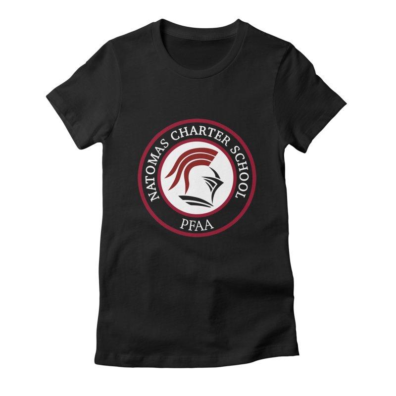 PFAA - ASB Black Women's T-Shirt by NatomasCharterSchool's Artist Shop