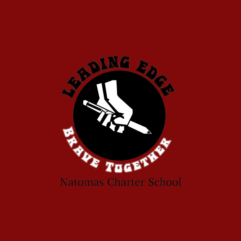 Leading Edge 2020 Circle Men's T-Shirt by NatomasCharterSchool's Artist Shop