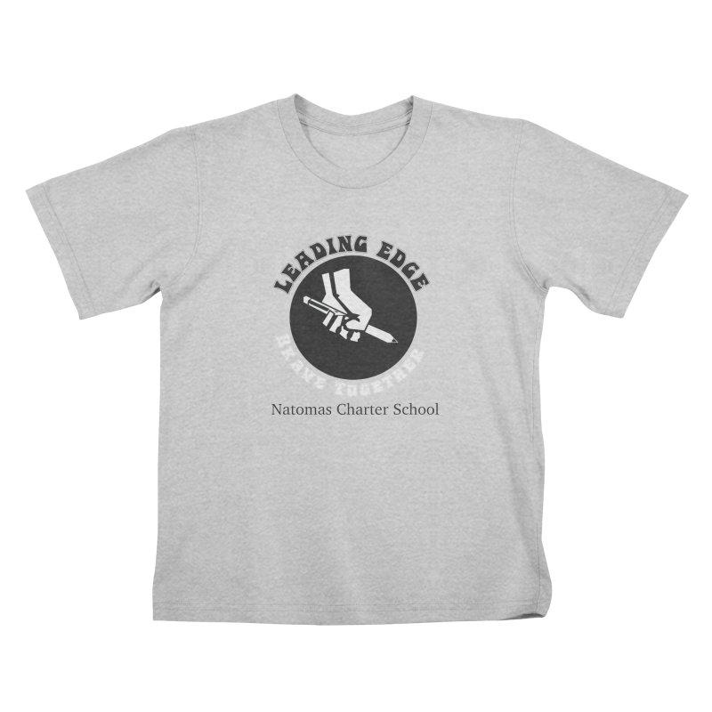 Leading Edge 2020 Circle Kids T-Shirt by NatomasCharterSchool's Artist Shop