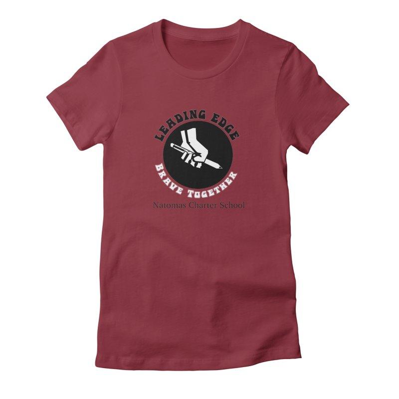 Leading Edge 2020 Circle Women's T-Shirt by NatomasCharterSchool's Artist Shop