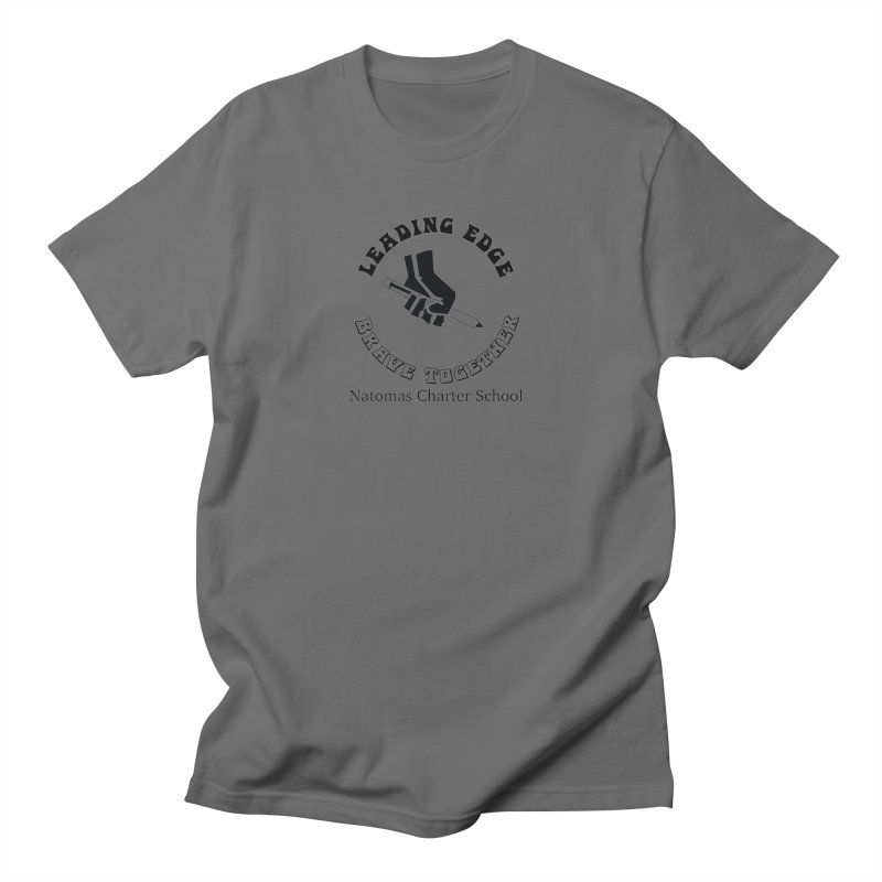Leading Edge 2020 Men's T-Shirt by NatomasCharterSchool's Artist Shop