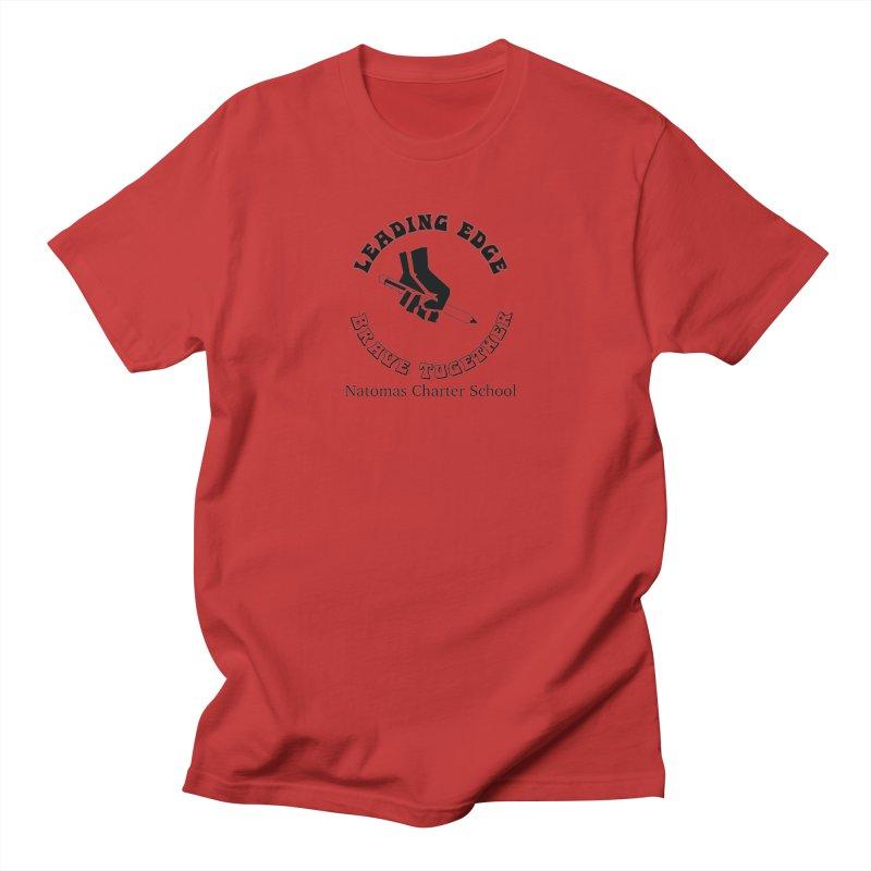 Leading Edge 2020 Men's T-Shirt by NatomasCharterSchool's Artist Shop
