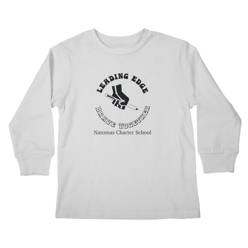 Leading Edge 2020 Kids Longsleeve T-Shirt by NatomasCharterSchool's Artist Shop