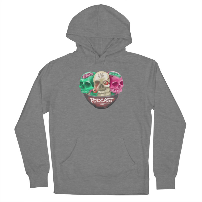 New Logo (transparent) Women's Pullover Hoody by NaturevsNarcissism's Podcast Swag Shop