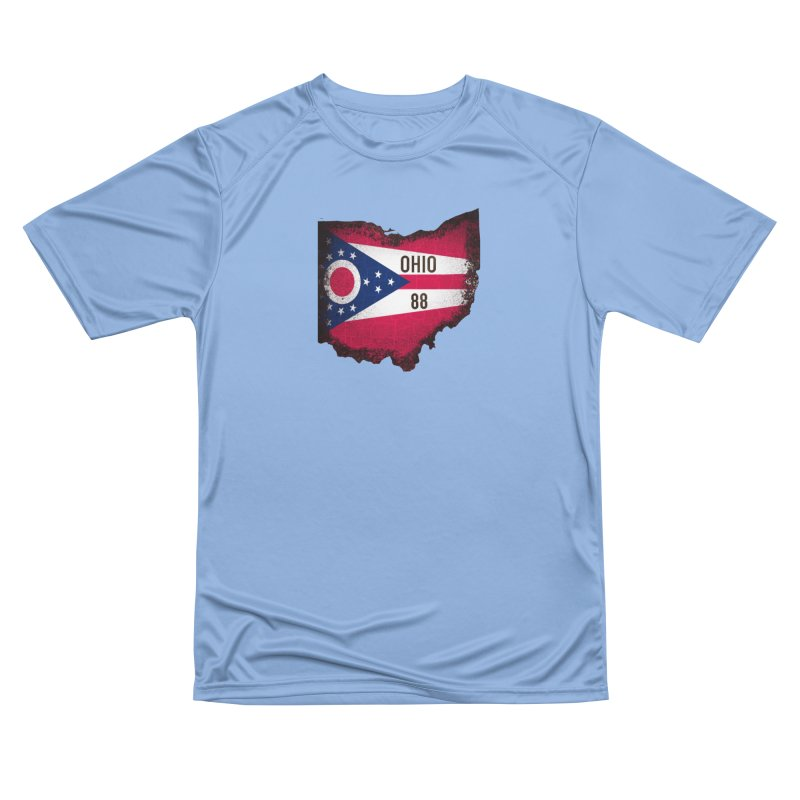 Ohio 88 Logo (transparent) Men's T-Shirt by NaturevsNarcissism's Podcast Swag Shop