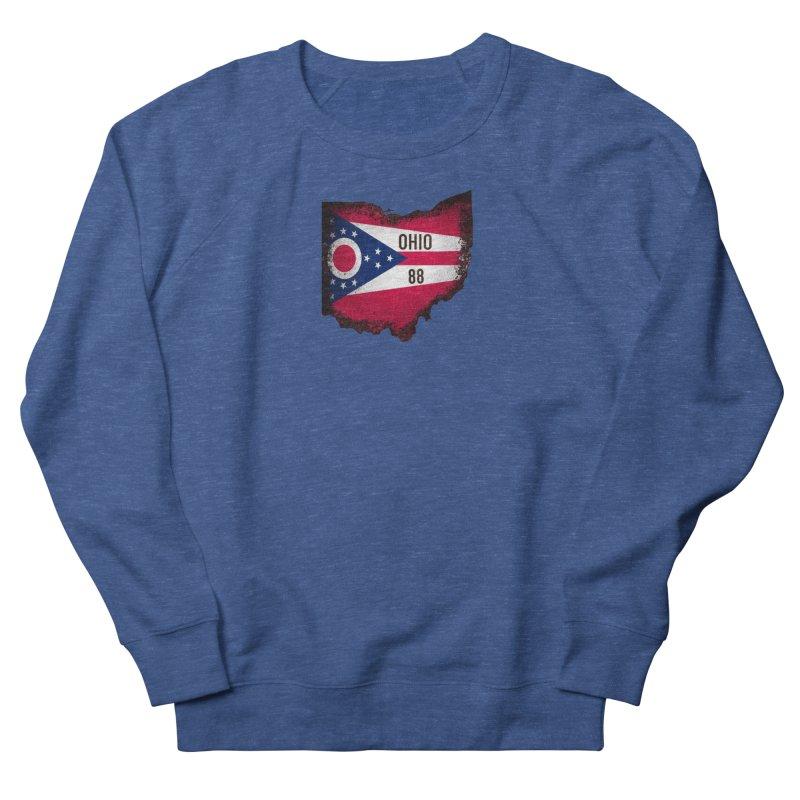 Ohio 88 Logo (transparent) Men's Sweatshirt by NaturevsNarcissism's Podcast Swag Shop