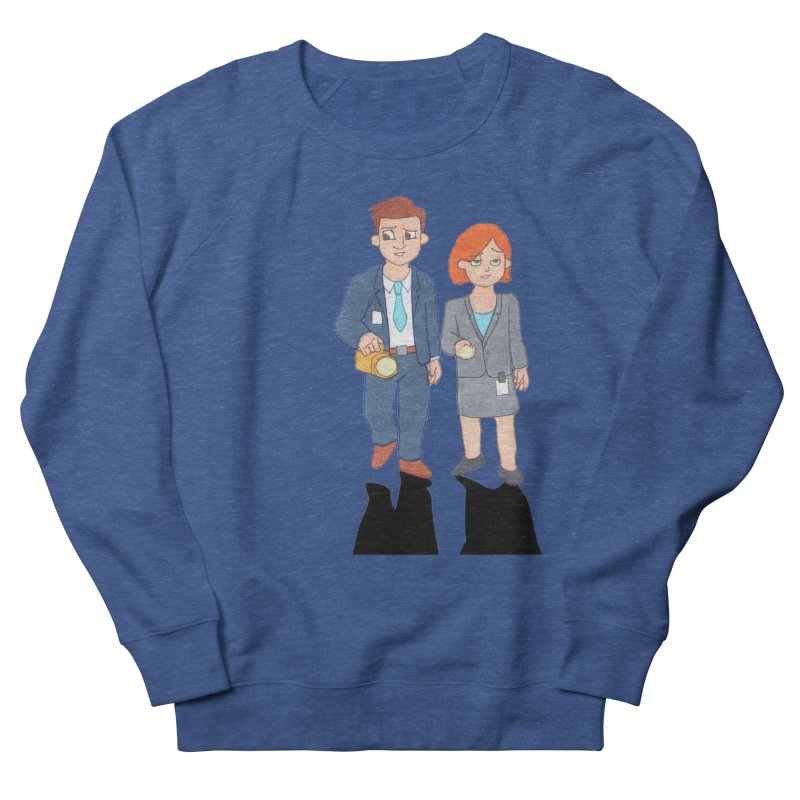 Out There Men's Sweatshirt by Near Mint Mill's Artist Shop