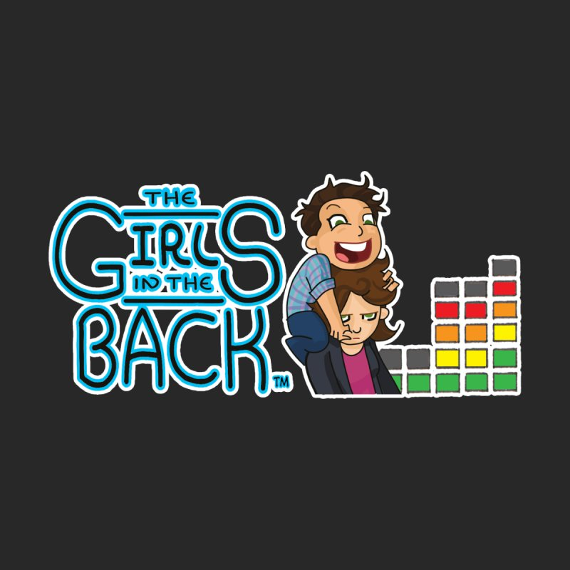 The Girls in the Back Men's T-Shirt by Near Mint Mill's Artist Shop