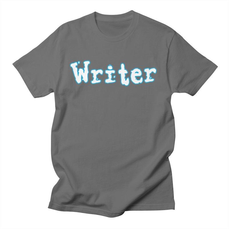 Writer Men's T-Shirt by Near Mint Mill's Artist Shop