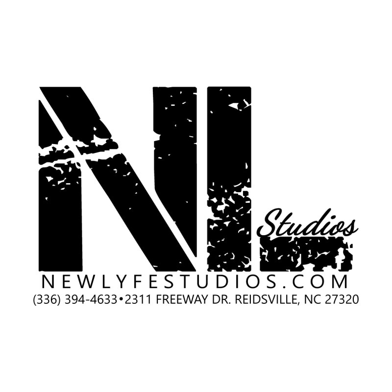 NLS Black Logo by New Lyfe Studios Merch Store
