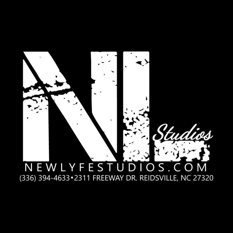 NLS White Logo by New Lyfe Studios Merch Store