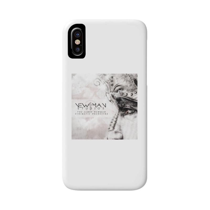 New Man Studios Cinematic Orchestra Accessories Phone Case by NewManStudios's Artist Shop
