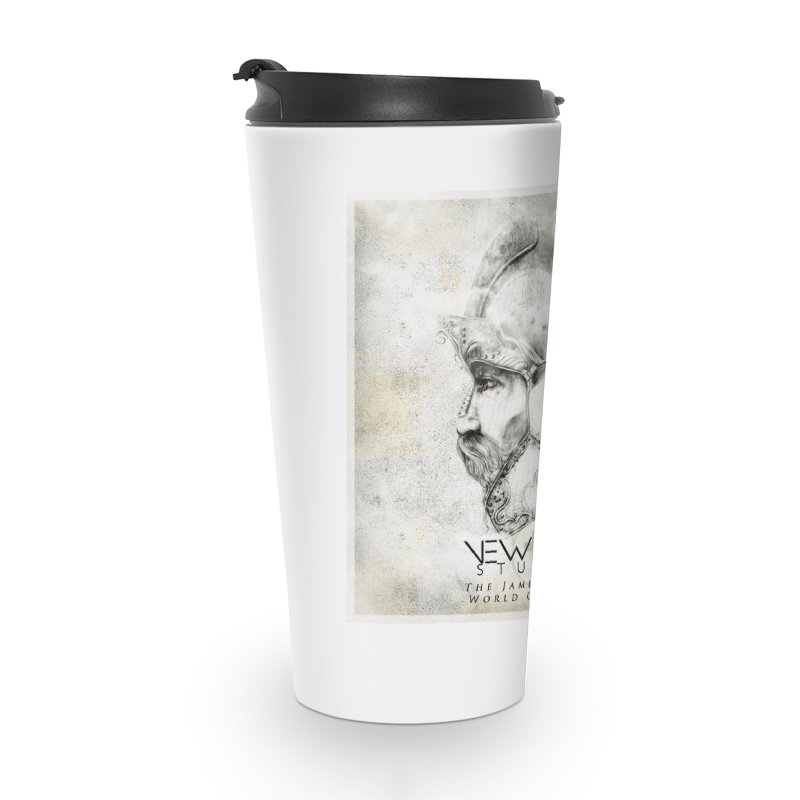 New Man Studios World Orchestra Accessories Travel Mug by NewManStudios's Artist Shop