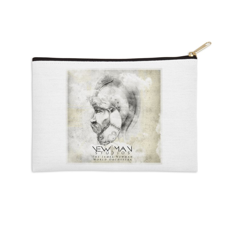New Man Studios World Orchestra Accessories Zip Pouch by NewManStudios's Artist Shop