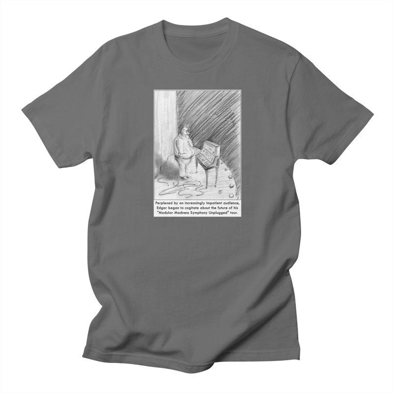 Edgar's Dilemma Women's T-Shirt by NewManStudios's Artist Shop