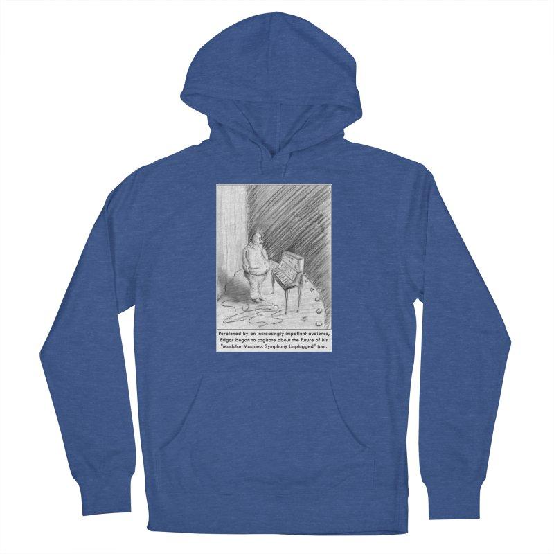 Edgar's Dilemma Men's Pullover Hoody by NewManStudios's Artist Shop