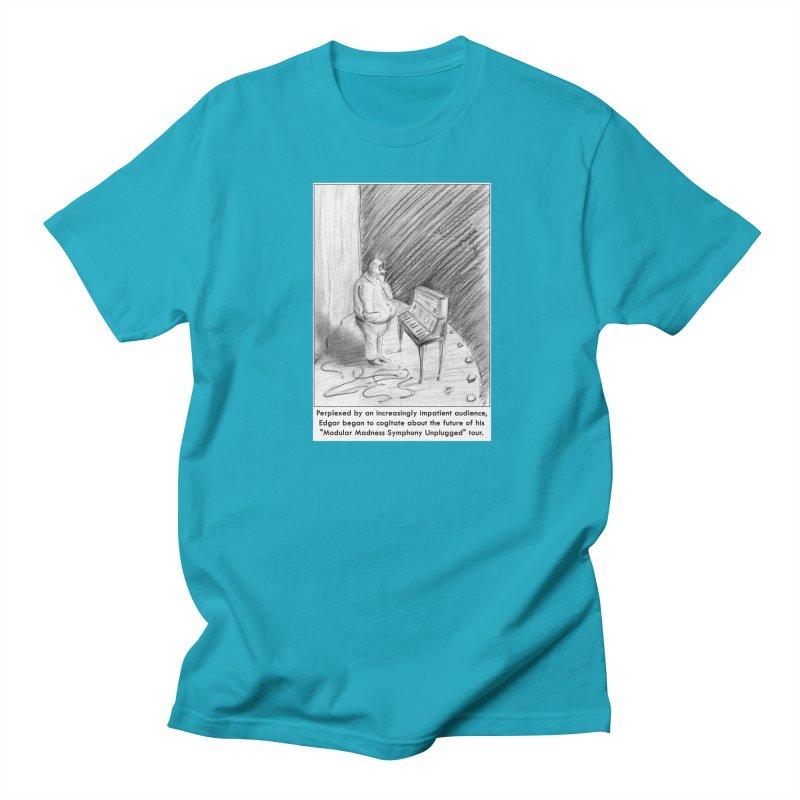 Edgar's Dilemma Women's Regular Unisex T-Shirt by NewManStudios's Artist Shop