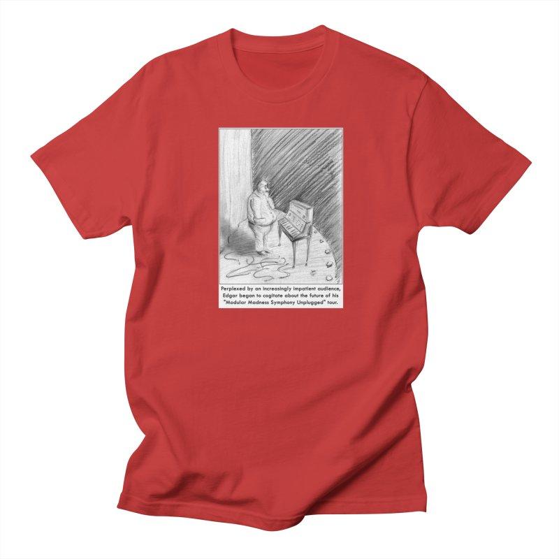 Edgar's Dilemma Women's Unisex T-Shirt by NewManStudios's Artist Shop