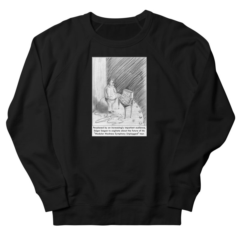 Edgar's Dilemma Women's Sweatshirt by NewManStudios's Artist Shop