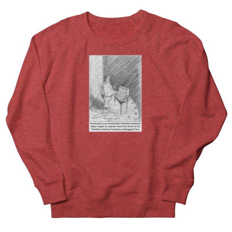 Edgar's Dilemma Men's Sweatshirt by NewManStudios's Artist Shop