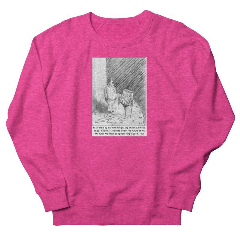 Edgar's Dilemma Men's French Terry Sweatshirt by NewManStudios's Artist Shop