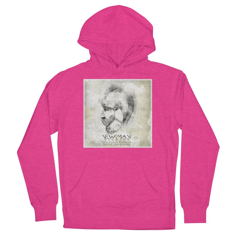 New Man Studios World Orchestra Women's French Terry Pullover Hoody by NewManStudios's Artist Shop