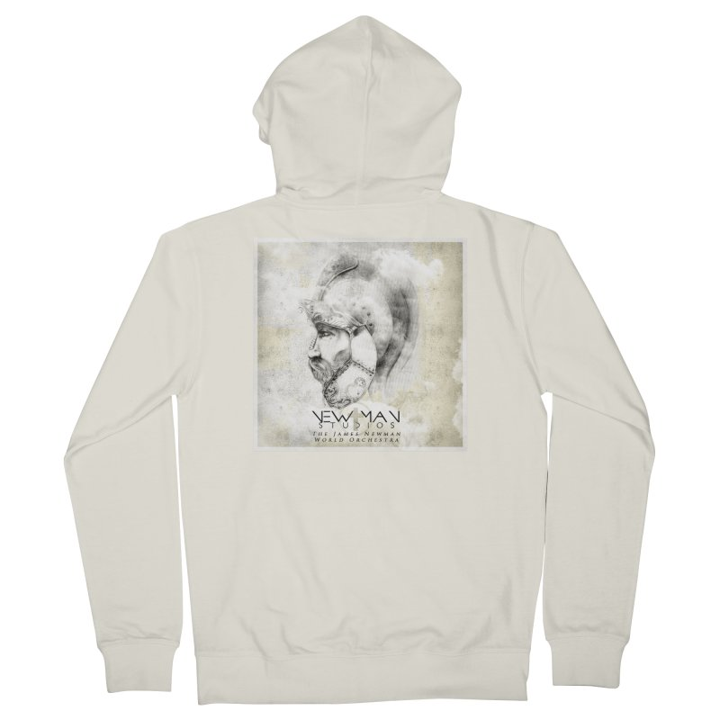 New Man Studios World Orchestra Women's Zip-Up Hoody by NewManStudios's Artist Shop