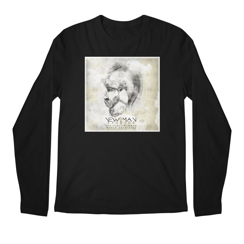 New Man Studios World Orchestra Men's Regular Longsleeve T-Shirt by NewManStudios's Artist Shop