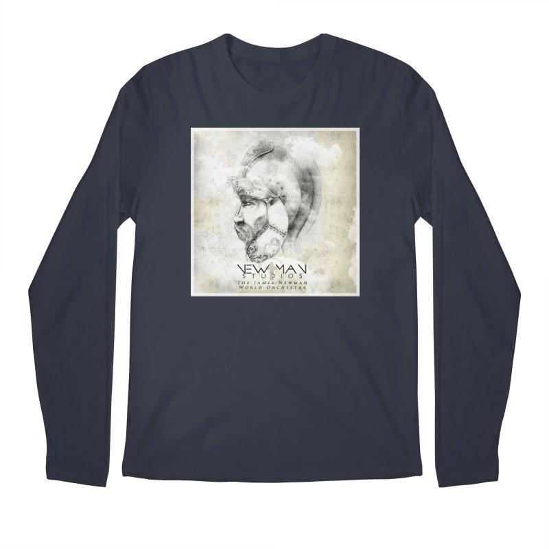 New Man Studios World Orchestra Men's Regular Longsleeve T-Shirt by NewManStudios's Artist Shop