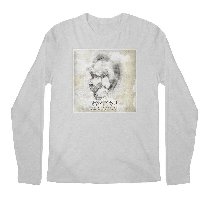 New Man Studios World Orchestra Men's Longsleeve T-Shirt by NewManStudios's Artist Shop