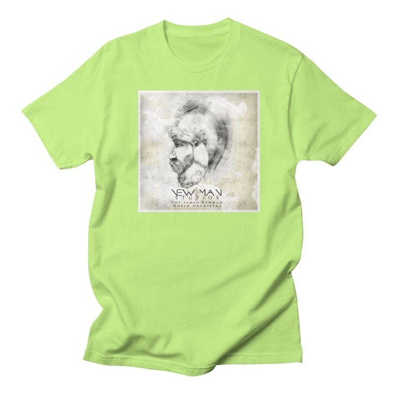 New Man Studios World Orchestra Men's Regular T-Shirt by NewManStudios's Artist Shop
