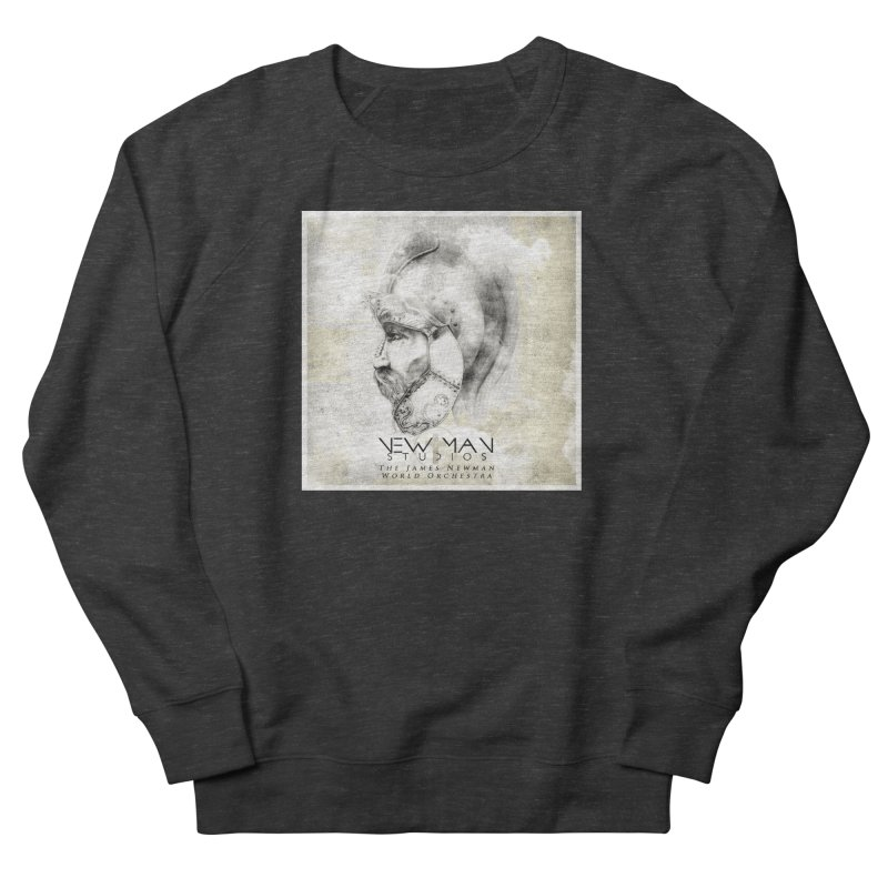 New Man Studios World Orchestra Women's French Terry Sweatshirt by NewManStudios's Artist Shop